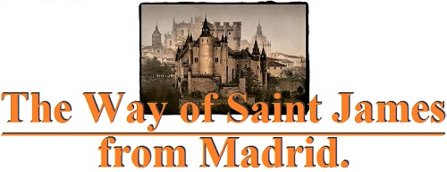 THE WAY OF SAINT JAMES FROM MADRID